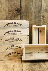 Cumberland Crates Cumberland Crates Fast Eddie Vintage White