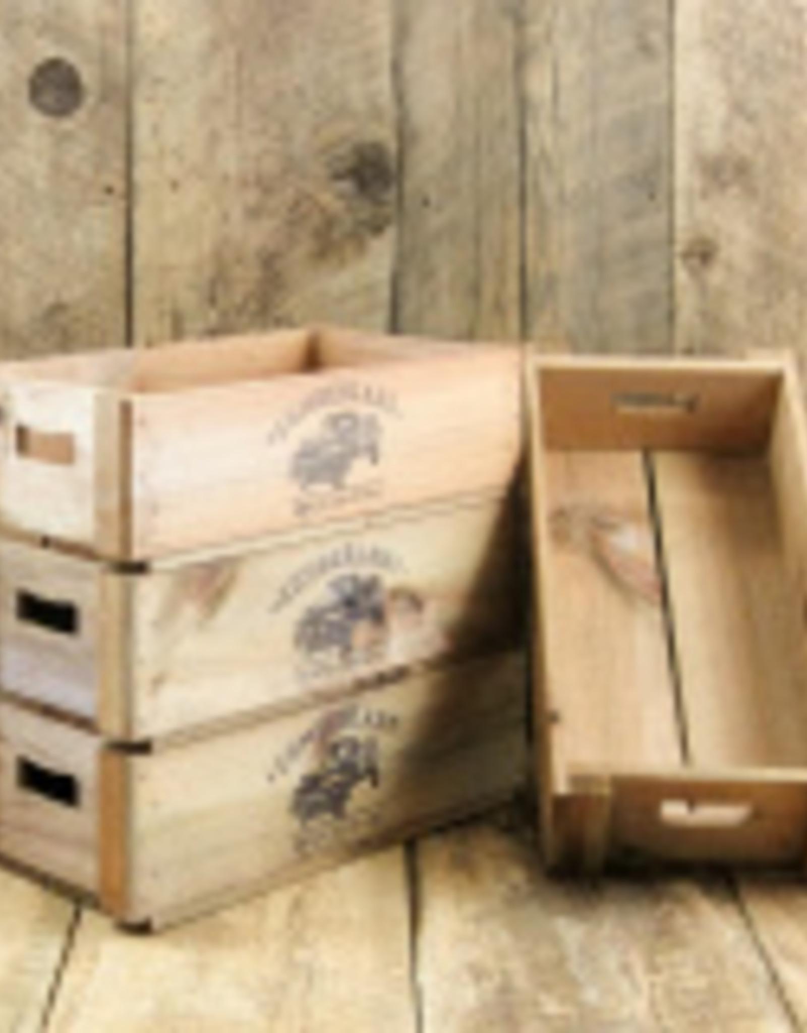 Cumberland Crates Cumberland Crates Fancy Frannie Antique