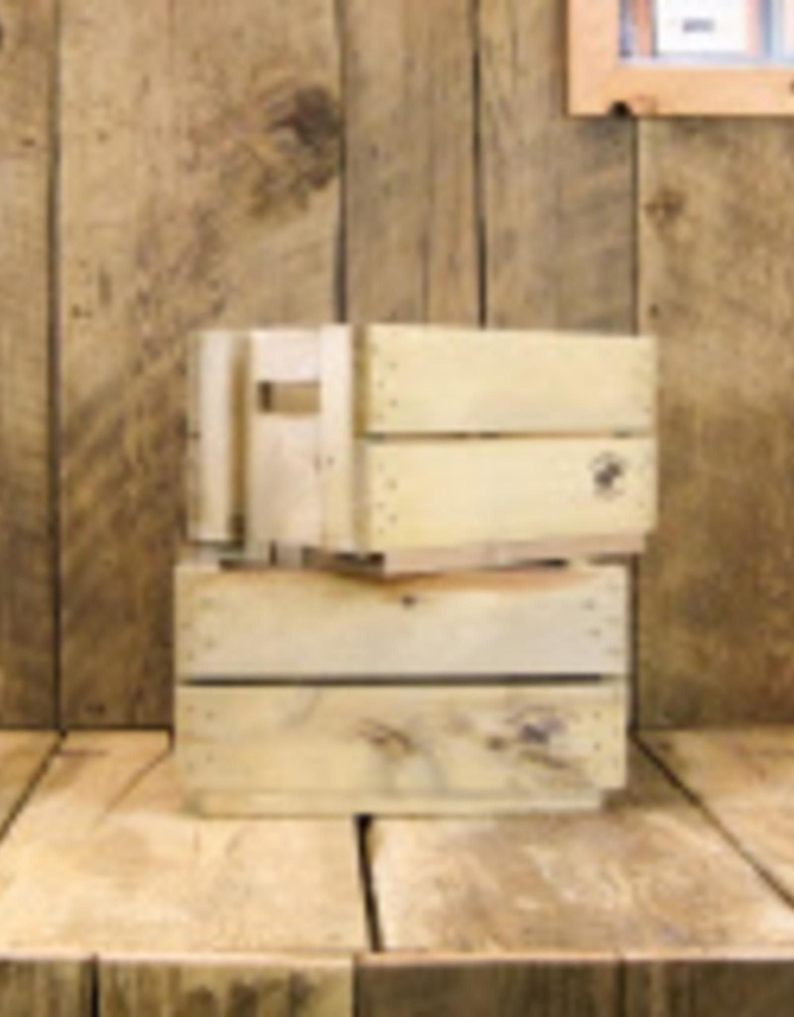 Cumberland Crates Cumberland Crates Diablo Natural