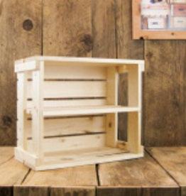 Cumberland Crates Cumberland Crates Ophelia Natural