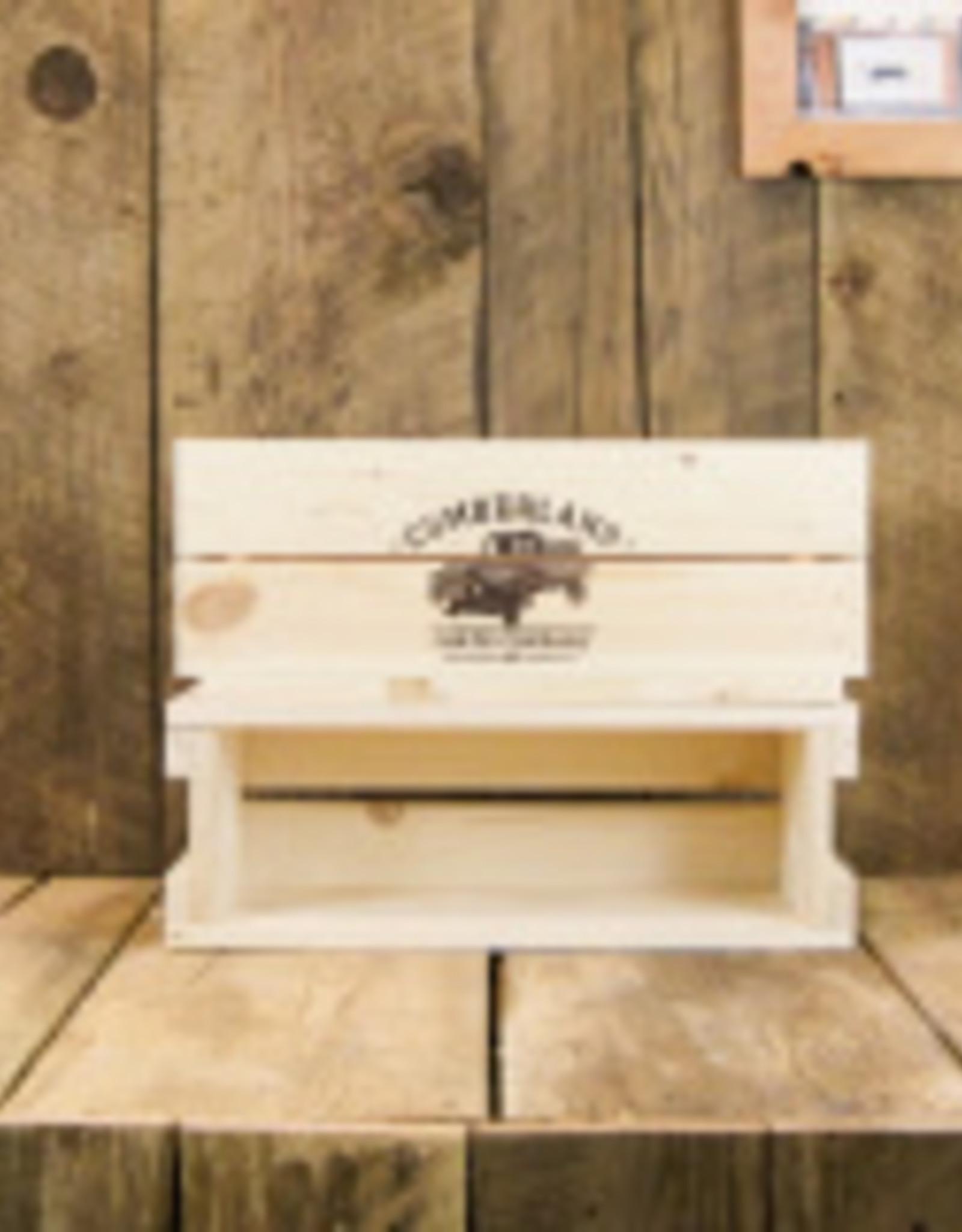 Cumberland Crates Cumberland Crates Aunt Nellie Natural