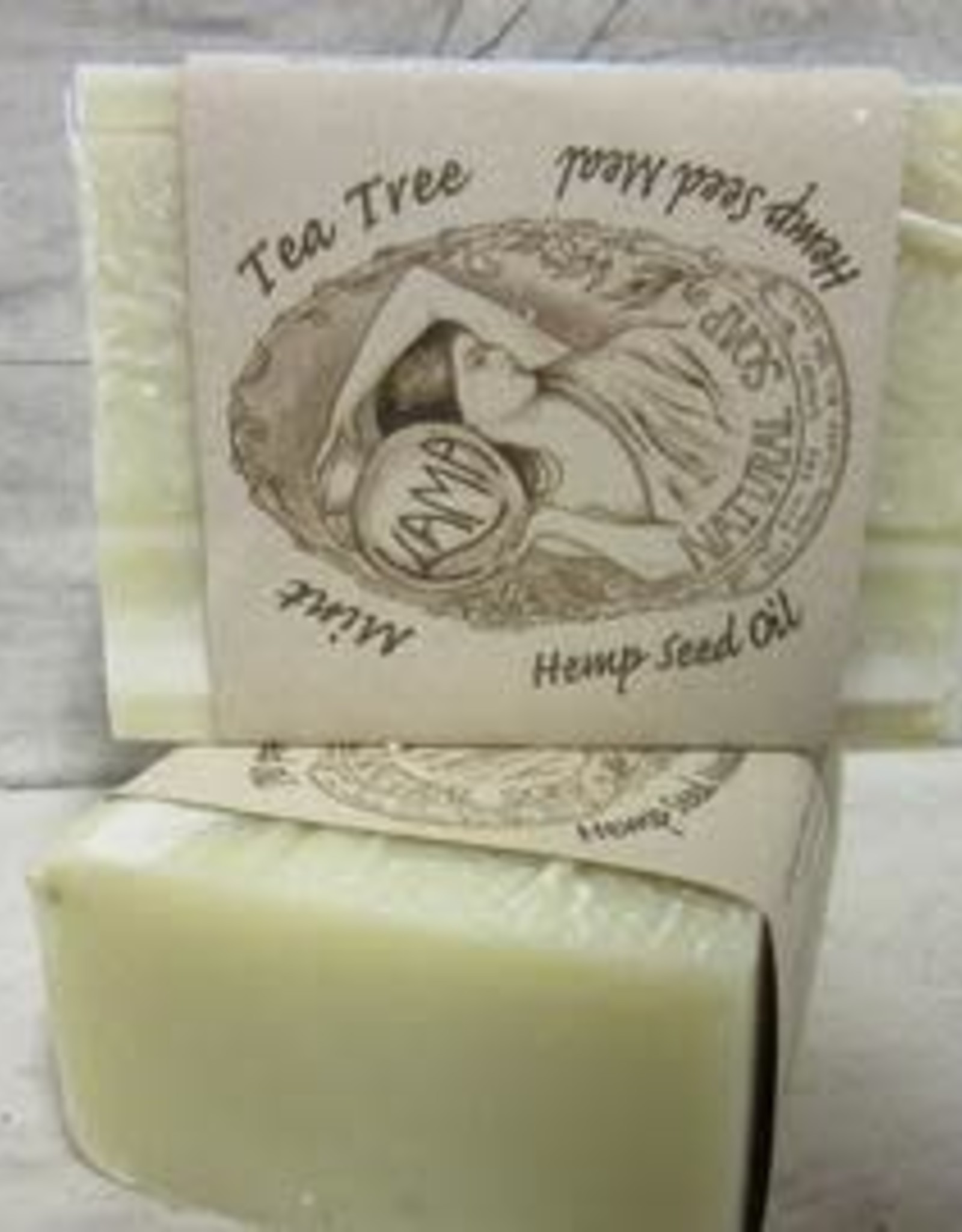 Kama Soap Kama Soap Mint Tea Tree