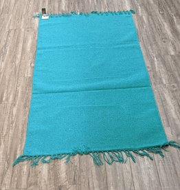 Rugs RichCasa Teal Green 3 x 5