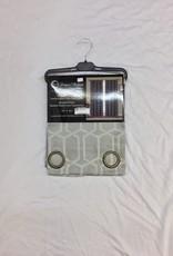 Curtains CasaDecor Silver Interlock 54x84