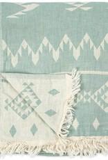 Pokoloko Turkish Towel Pokoloko Atlas Teal TTAT3