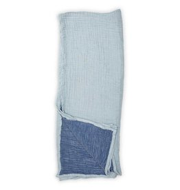 Pokoloko Blanket Baby Pokoloko Crinkle Blue TBBC3