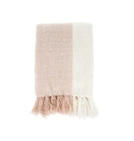 Indaba Throw Indaba Blush Beacon