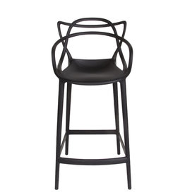Style In Form SIF Crane Counter Stool CRA-005 Matte Black