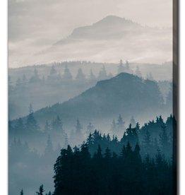 Streamline Art Blue Mountains I 30 x 45