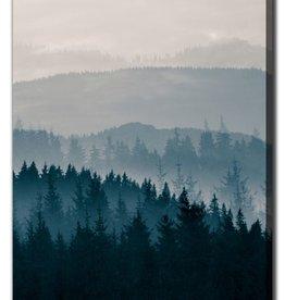 Streamline Art Blue Mountains II 30 x 45