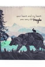 Cedar Mountain Cedar Mountain Art Block Your heart