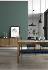LH Imports LH West Extension Dining Table WES010