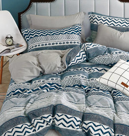 Duvet Set Contempo Alex Twin w/ Sham