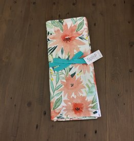Table Runner Pink Floral 15x72