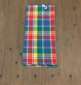 Dish Towel Cabin Craft Tartan