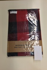 Fab Styles Table Cloth Buffalo Check 52 x 70