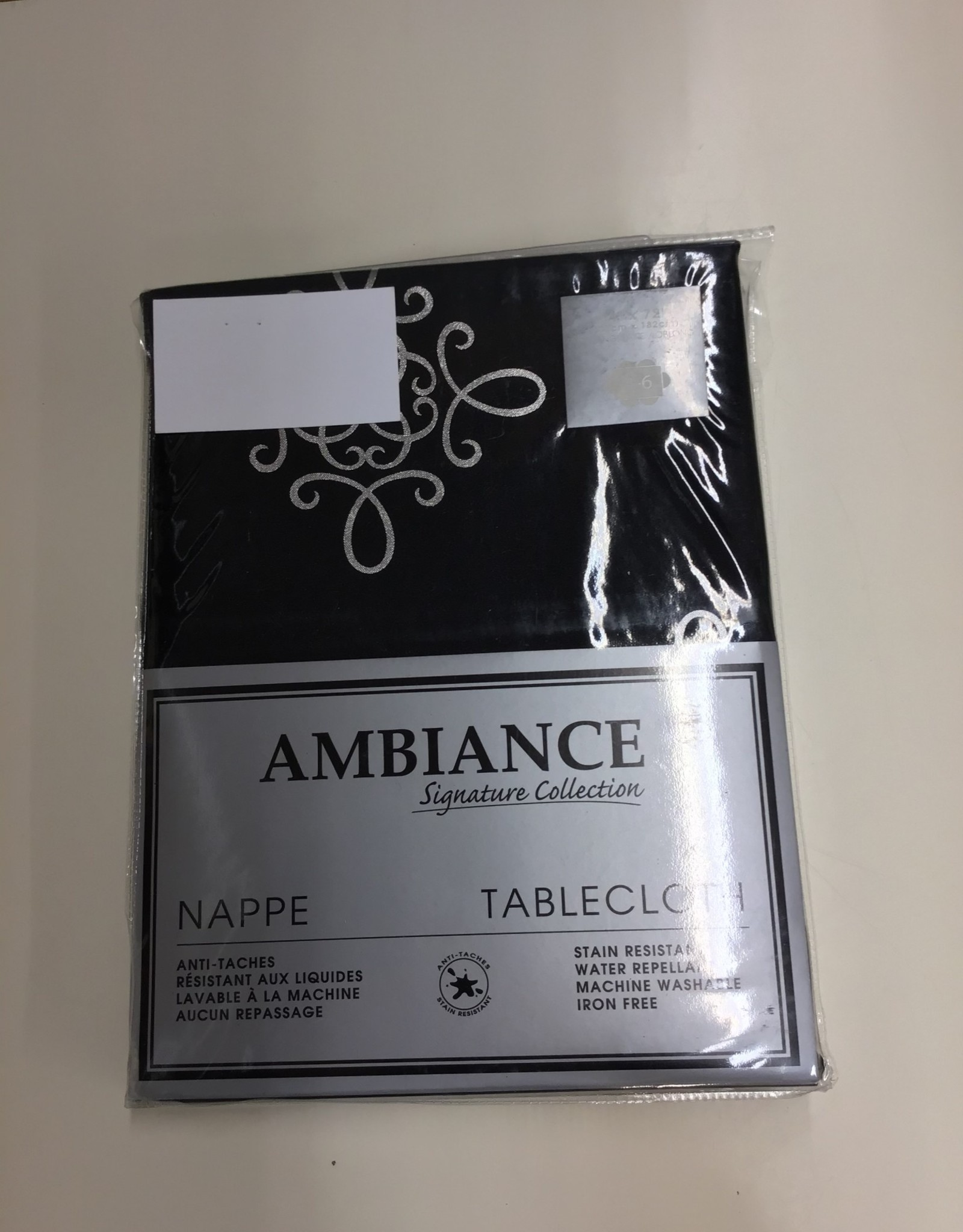 Table Cloth Ambiance 54 x 72