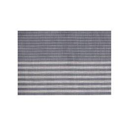 Placemat Harman Blue Grey Stripe S/2