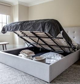 Style In Form SIF June Bed Storage Queen Horizon Grey JUN-010