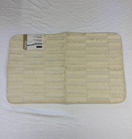 Bath Mat Harman Memory Foam Creme 20 x 32