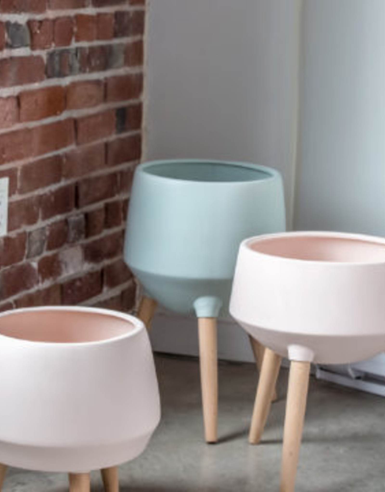 Style In Form Planter SIF Circa Mood Pink AGW-016