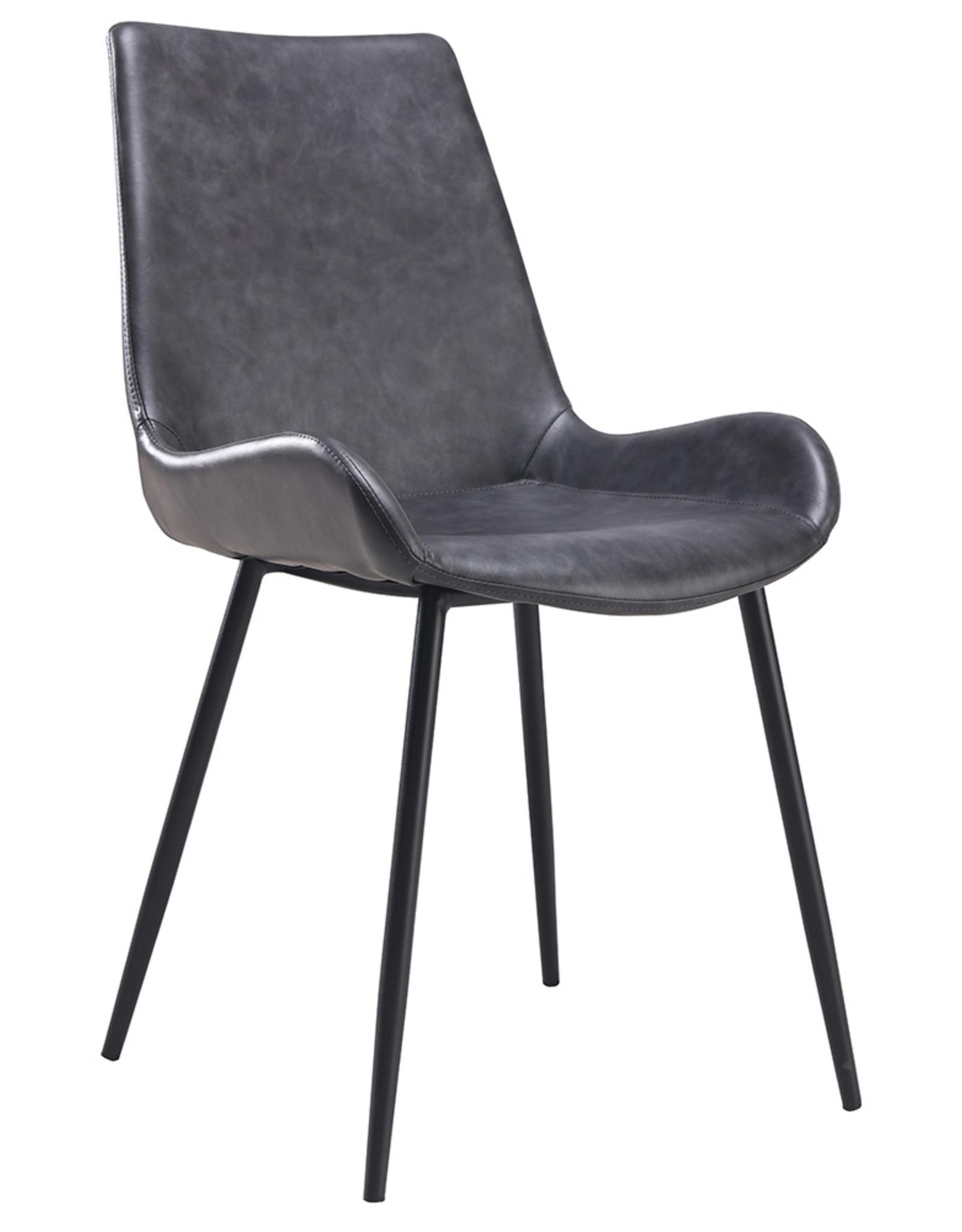 Cathay Cathay Jacinta Dining Chair Grey 1-1976