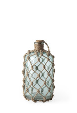 Mercana Bottle Mercana MED Jute Wrapped Aqua 67292