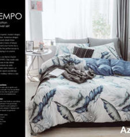 Duvet Set Contempo Azariah Twin W/Shams
