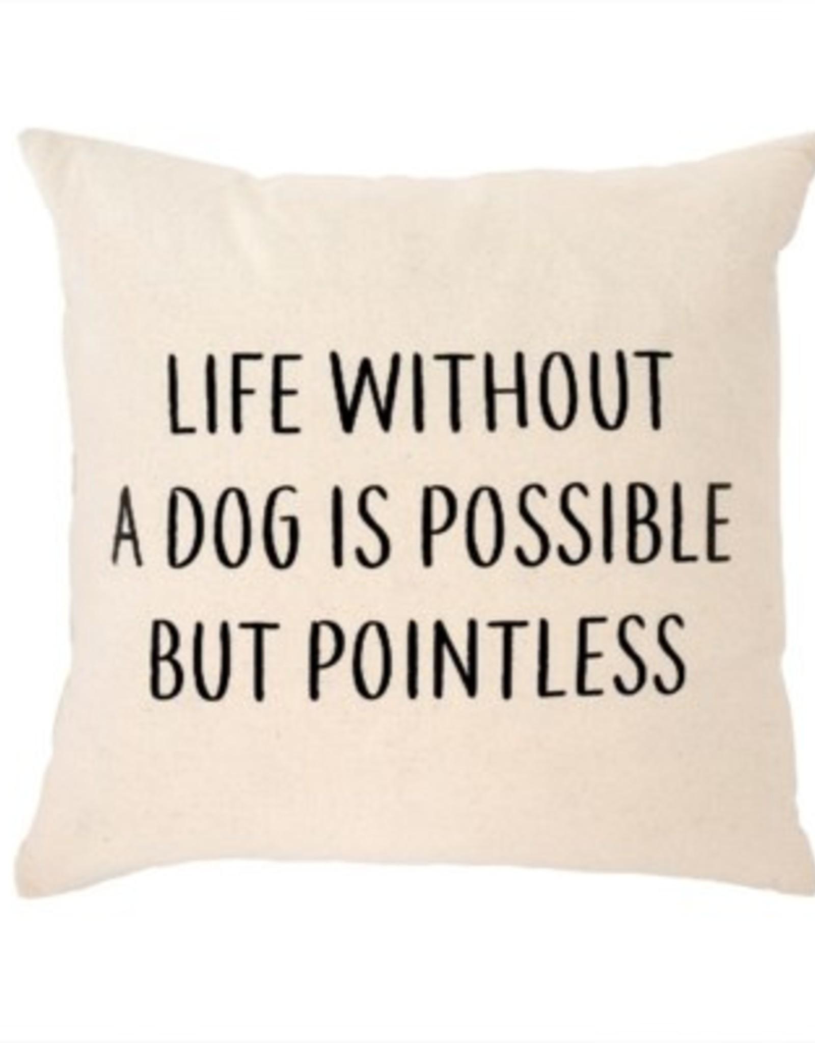 Indaba Cushions Indaba Without A Dog 20 x 20
