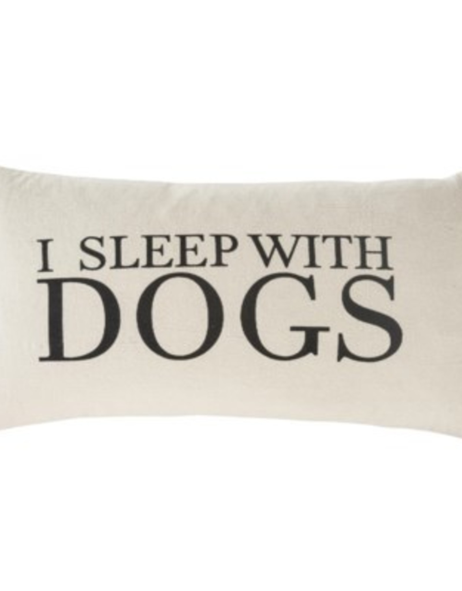 Indaba Cushions Indaba Sleep With Dogs 21 x 12