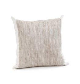 Cushions Bovi Seneca White / Taupe