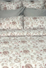 Cuddle Down Duvet Set Cuddledown Chantale Queen w / shams