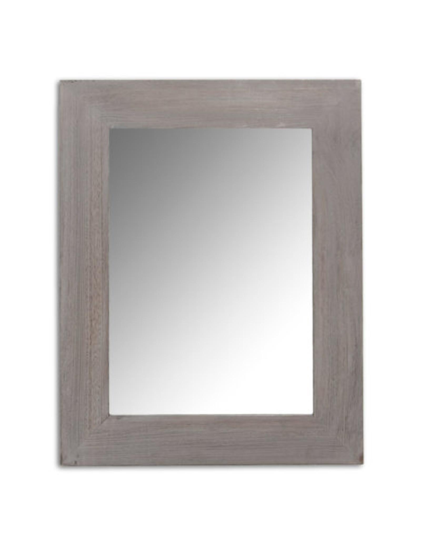Style In Form Mirror SIF Rectangular Bristol Dark Oak BOH-039