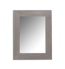 Style In Form Mirror SIF Rectangular Bristol Dark Oak BOH-039