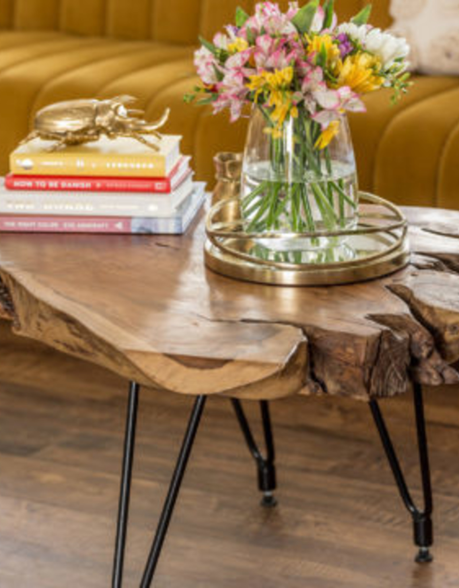 Style In Form SIF Natura Hairpin Coffee Table NAT-015