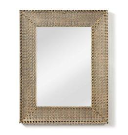 Mirror CJ  Rect Metal