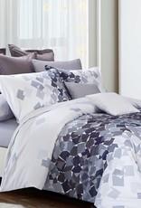 Daniadown Duvet Set Daniadown Mosaic King  w / Pillow Cases