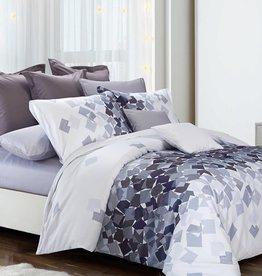 Daniadown Duvet Set Daniadown Mosaic King  w/ Pillow Cases