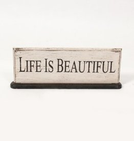 Signs CJ Life Is Beautiful
