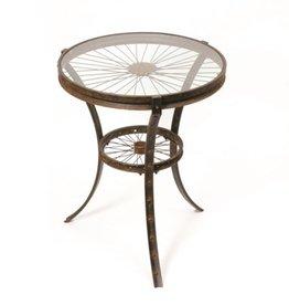 CJ Uni Round Table  Wheel L Black 7168P4054POL