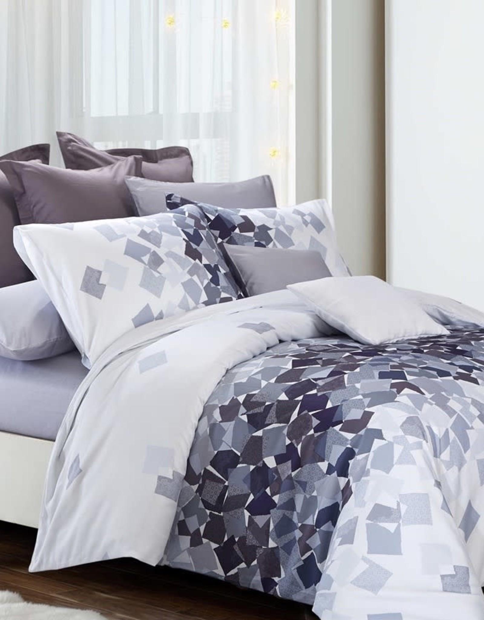 Daniadown Duvet Set Daniadown Mosaic Queen w / Pillow Cases