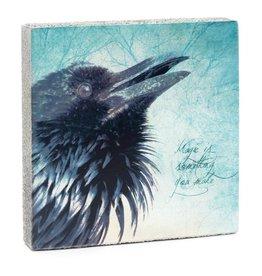 Cedar Mountain Cedar Mountain Art Block Magic Raven