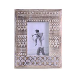 Picture Frame Splash 4x6 Tribal Pattern