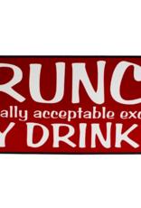 Signs Splash Brunch Day Drinking