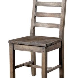 LH Imports LH Settler Dining Chair SRD007-SD Sundried 18x22x40