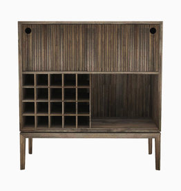 LH Imports LH West Wine Cabinet WES024