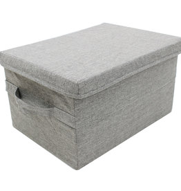 Cathay Basket Cathay Box Fabric Lid Cathay Large