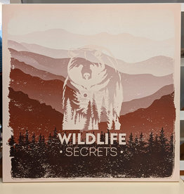 Nostalgia Art Canvas Wildlife Secrets