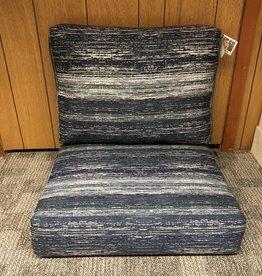 Ratana Cushions Ratana Outdoor Club Chair Princeville Set / 2