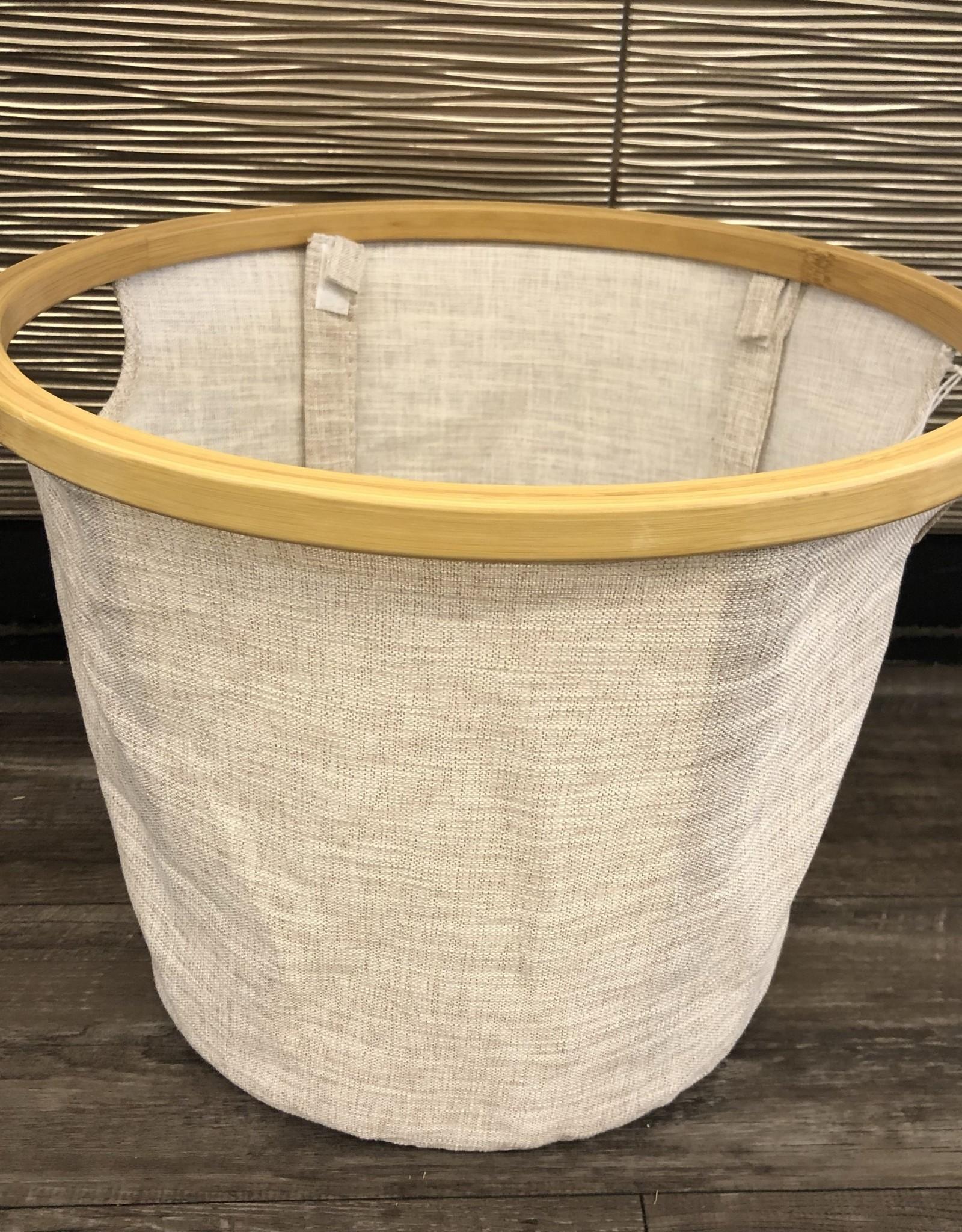 Cathay Basket Cathay Fabric Natural